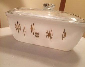 Fabulous Triangle shaped Casserole from the 1950's