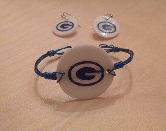 High School spirit bracelet