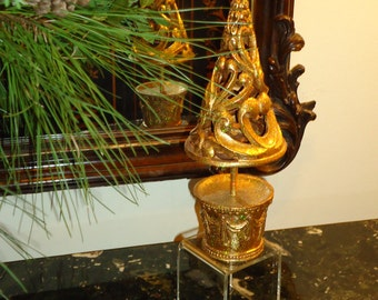 Vintage Topiary, Gold from Villeroy and Boch