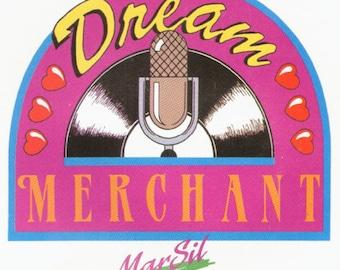 DREAM MERCHANT Blue Magic The O'Jays Barbara Mason Marsil Records Sealed Vinyl Record 3xLP