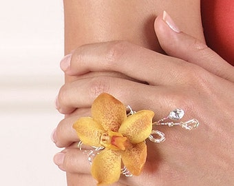 Special event ring corsage