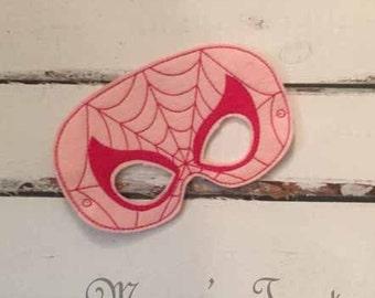 Deluxe Felt Mask -- Kids Mask – Costume – Dress-Up -- Halloween -- Pretend Play -- Party Favor