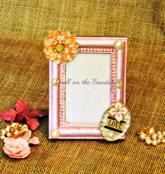 Items Similar To Mini Picture Frames