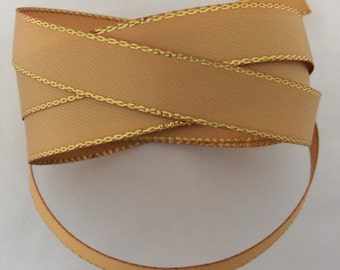 Gold Ribbon 3 metres