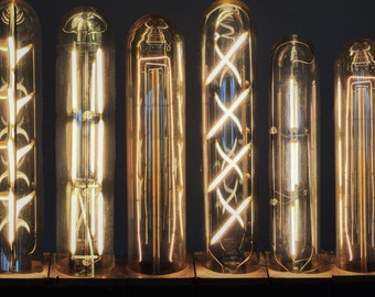 LED T9 Retro - Fit Bulbs - LED Bulbs - Filament LED Bulbs - Antique Bulbs - Edison Bulbs