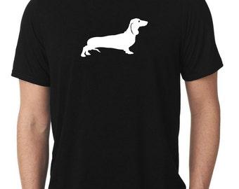 Dachshund T-Shirt wiener dog T32