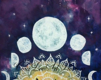 Crystal Moonlight (print)