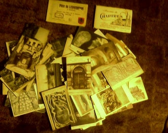 Vintage French Post Cards 1914-1918