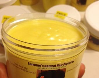 Lorraine's natural hair oil mix
