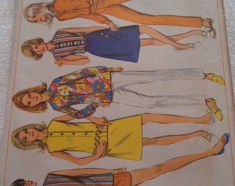 Simplicity Pattern no. 7618 Size 12