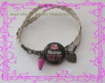 Bracelet mamie is too customizable OWL