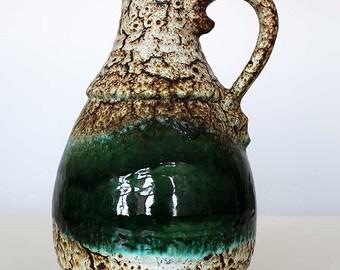 Bay vase, 631-39, West German Pottery, 60'ties