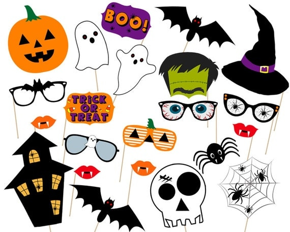 Légend image intended for halloween photo booth props printable free