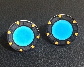 SALE! Stargate Earrings