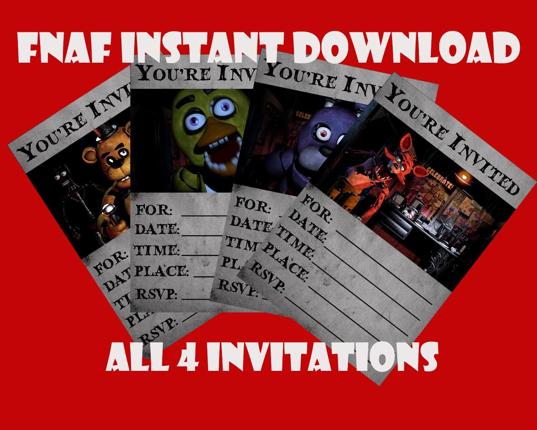 Fill In Party Invitations | futureclim.info