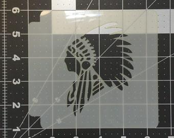 Indian Stencil 101