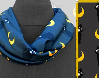 Sailor Moon Inspired Infinity Scarf in Luna
