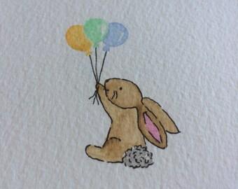Flying high - Rabbit