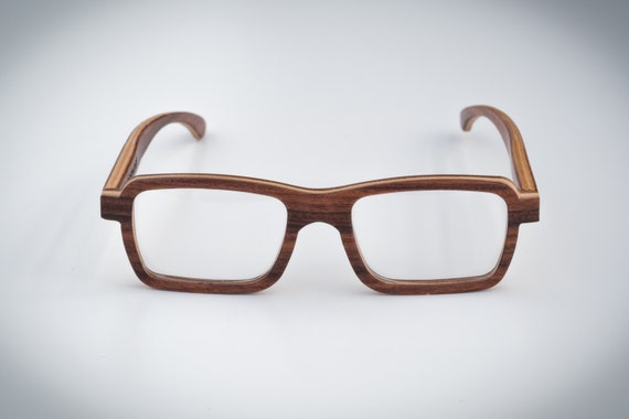 prescription wood glasses handmade wood eyewear by propwood