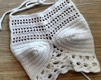 Sue Crochet Festival Top