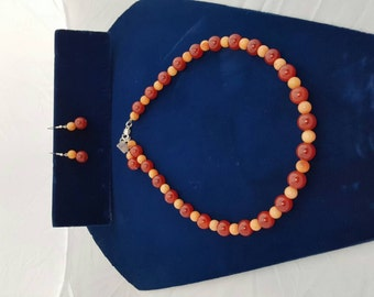 Beautiful Carnielian gemstone Set