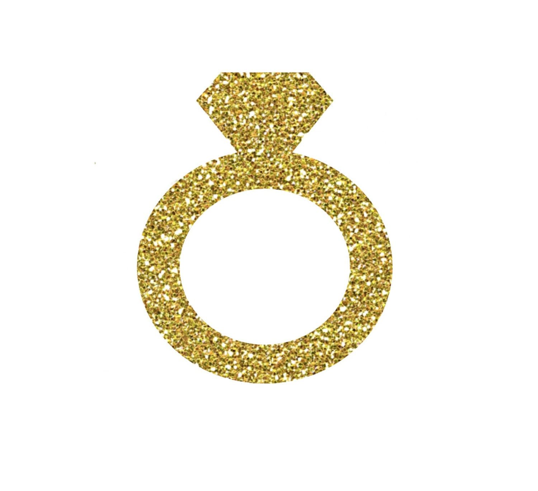 3 Inch Wedding Ring Iron On Vinyl Glitter Iron On Vinyl 5