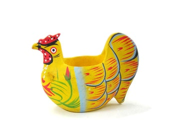 Eastern European Chicken Candle Holder