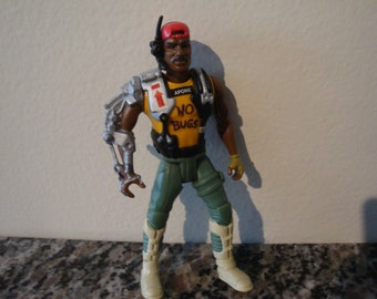 Sgt Apone - Aliens Movie Action Figure Toy. Made in 1992