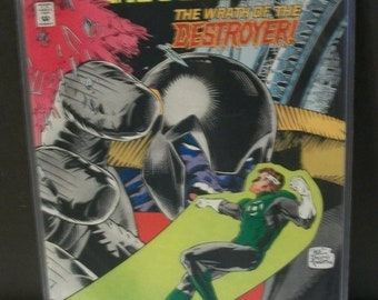 1992 Green Lantern #44The Wraith Of The Destroyer VF-NM Unread Condition Vintage DC Comic Book