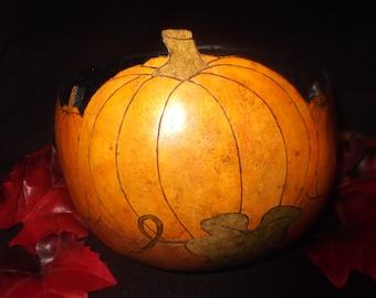Pumpkin Gourd Bowl