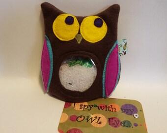 Owl I Spy Bag