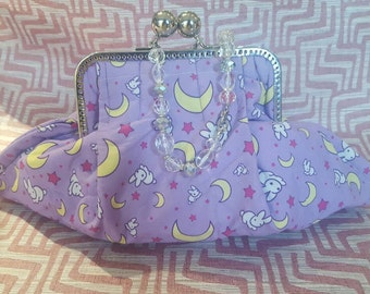 Sailormoon clutch bag