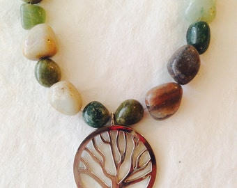 Living Tree Necklace