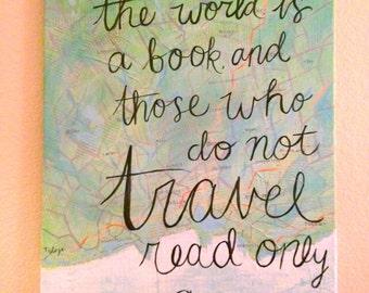 Travel Canvas