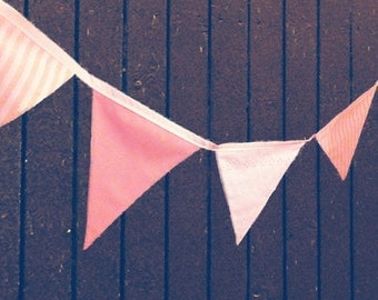 Baby Pink Bunting (small)