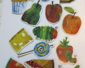 Very Hungry Caterpillar Magnets