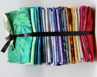 Brilliant- Fat Quarter Bundle by RJR