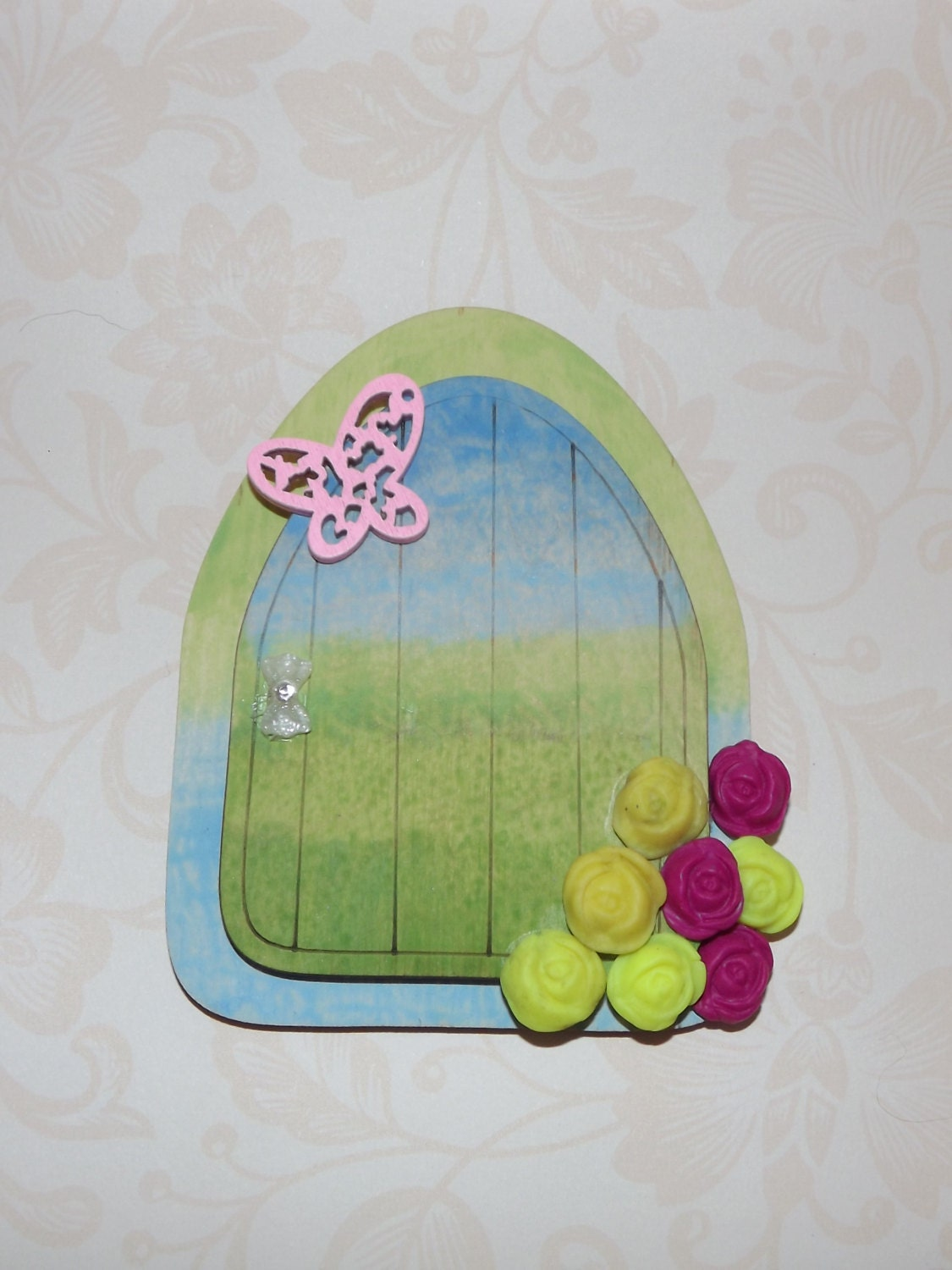 Fairy door fairy accessories fairy house fairy garden for Elf door accessories