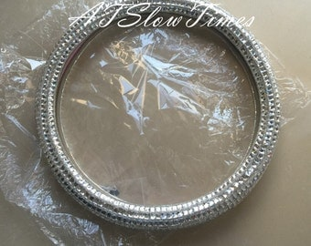 unique  car accessories-Steering Wheel Cover bling crystal car accessory