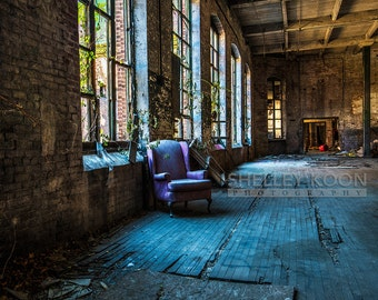 Abandoned Factory - The Waiting Room