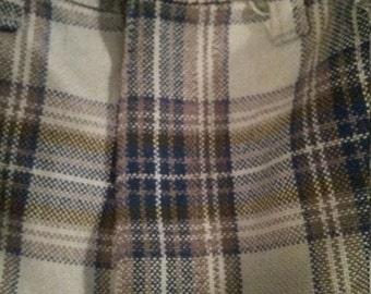Levi's vintage plaid pants