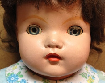 "24 "" Horsman Composite Doll"
