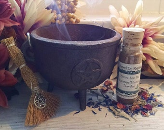 Come and See Me Incense Hoodoo Blowing Powders
