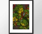 Ninja Turtles - Classic S...