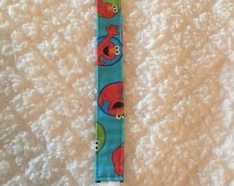 Elmo Pacifier Clip