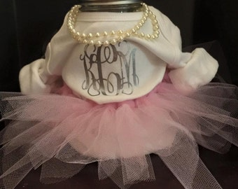 Custom Baby Shower Centerpiece