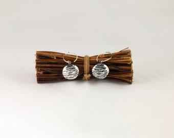 Jewelry Earrings in Papier-Mâché
