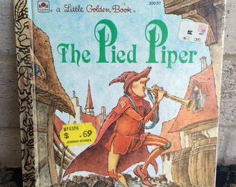 The Pied Piper, Little Golden Book
