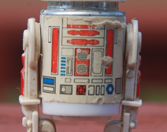 Vintage R5D4 Droid Star Wars Action Figure