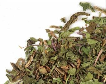 Dandelion Leaf, Bulk Organic Dandelion Leaf Tea, Dried Herbs